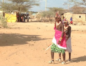 Marsabit warriors